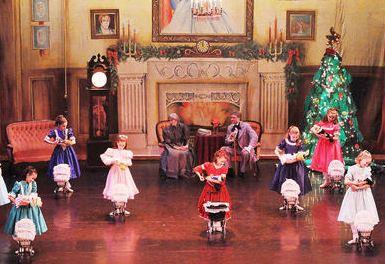 Oakville Nutcracker Christmas Performances