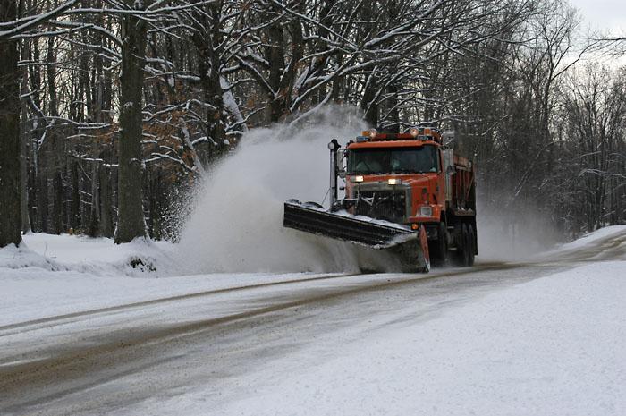 Snow Plow Update Oakville