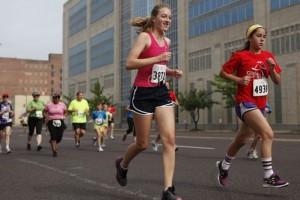 Oakville girls for fitness run 5k
