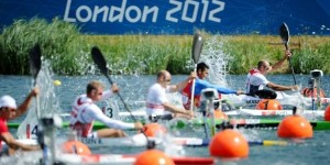 Kayak London 2012 Olympics