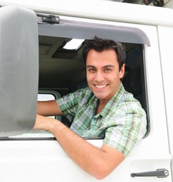 how to get a commercial truck loan
