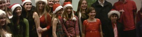 Christmas Songs Vocal Performance