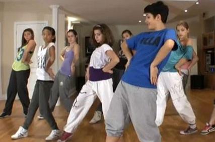online kids hip hop lessons