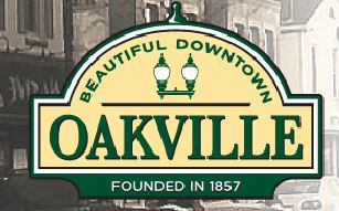 Downtown Oakville Ontario
