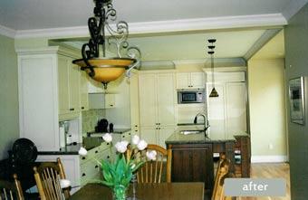 interior renovations Oakville Mississauga