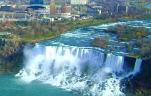 American Falls Niagara Tour