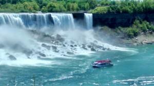 Niagara Falls Canada Hornblower Cruise